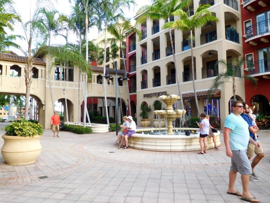 Esplanade on Marco Island, Florida