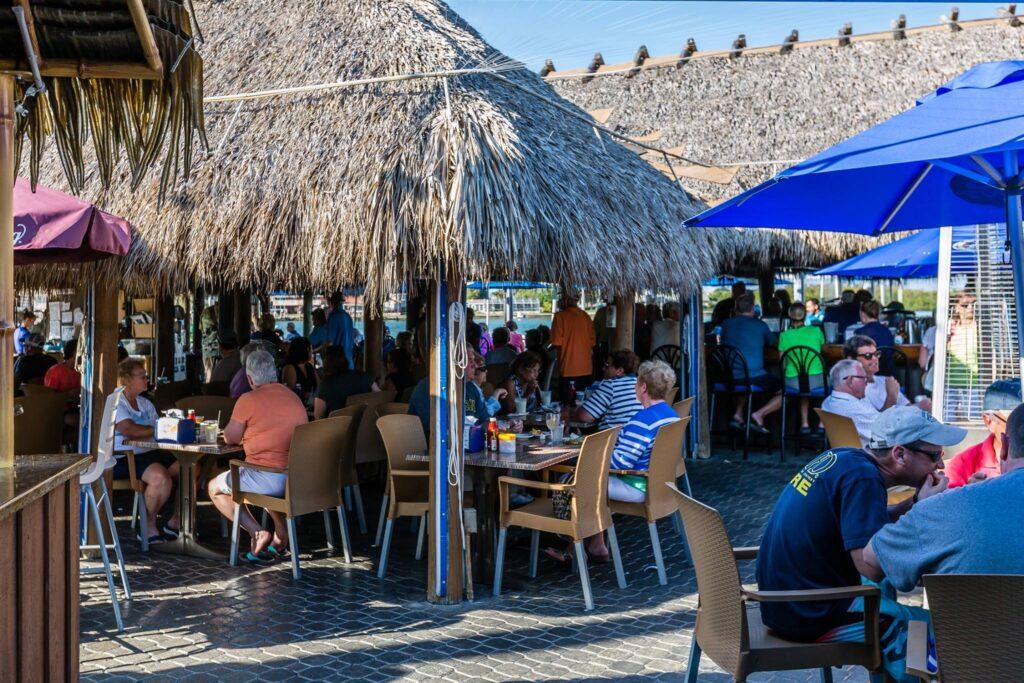 Marco Island Waterside restaurants